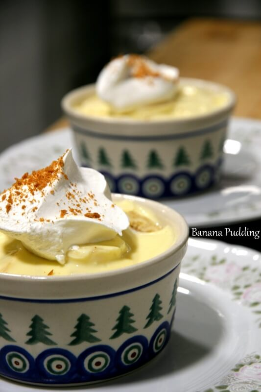 Banana Pudding 07.26.2016