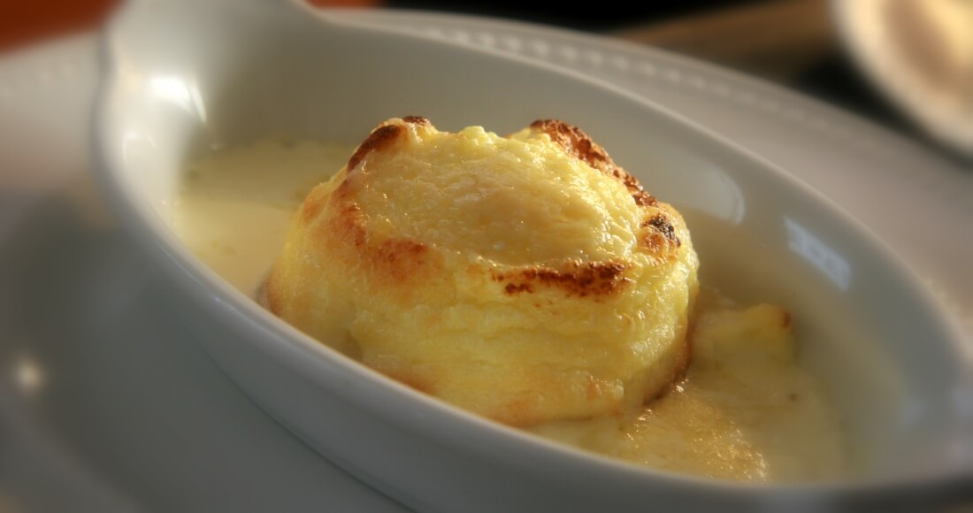 Cheese Souffle 01.15.2012