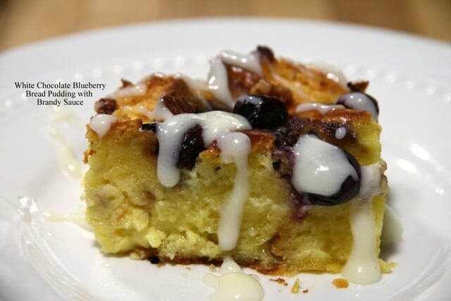 White Chocolate Bread Pudding A 02.07.2016