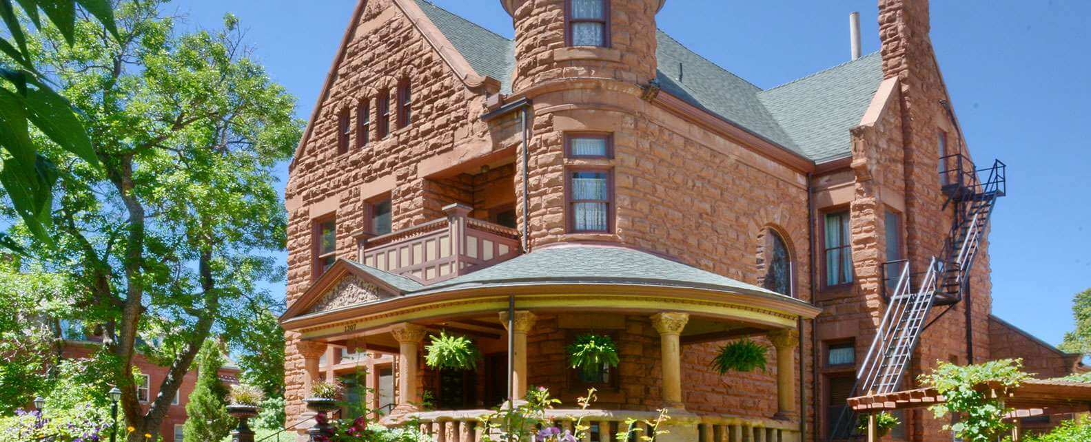 Bed and Breakfast Denver | Capitol Hill Mansion
